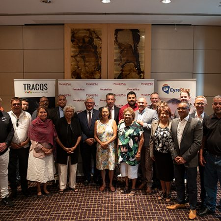 Collaboration the key to success: TRACQS delegates join first Community Development Program Leadership Forum