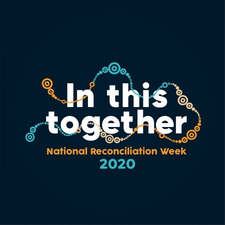 We're all In this Together for 2020 National Reconciliation Week