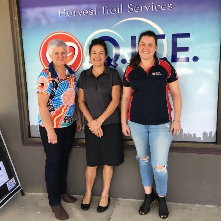 TRACQS and Q.I.T.E. committed to connecting job seekers to local employers through Harvest Trail Services