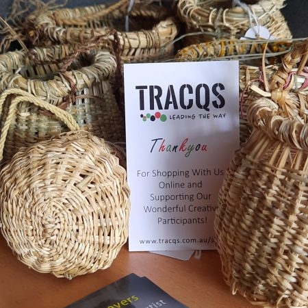 TRACQS support participants with new online store